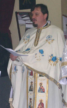 Père Mihai Tirrier